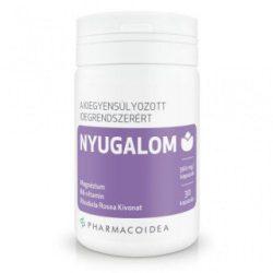 Pharmacoidea nyugalom étrend-kiegészítő kapszula 30 db