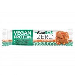 Absorice absobar zero vegan protein szelet sós karamel 40 g