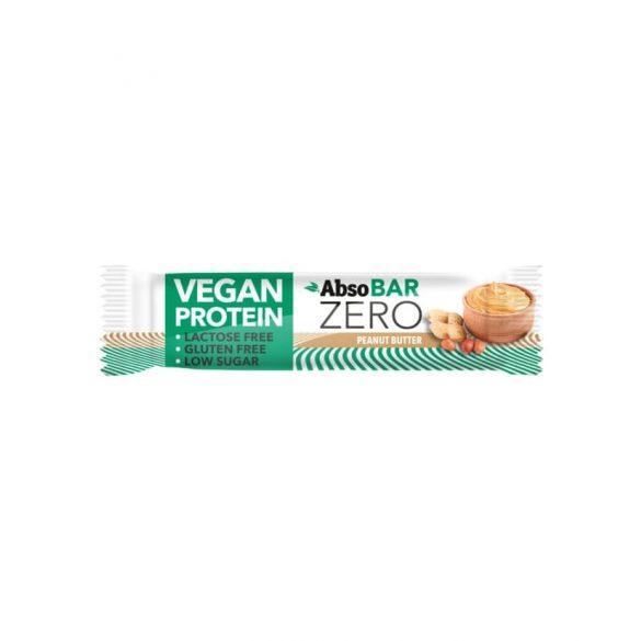 Absorice absobar zero vegan protein szelet mogyoróvaj 40 g