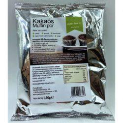 NOCARB MUFFINPOR KAKAÓS 150 g