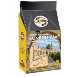 CAFE FREI KONYAKMEGGYES BONBON-KÁVÉ 125 g