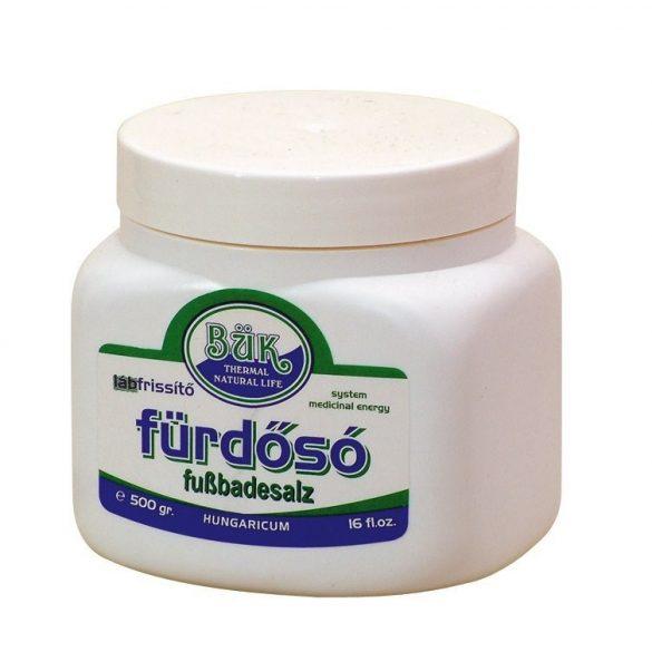 Thermal Natural lábfrissitő fürdősó 500 g