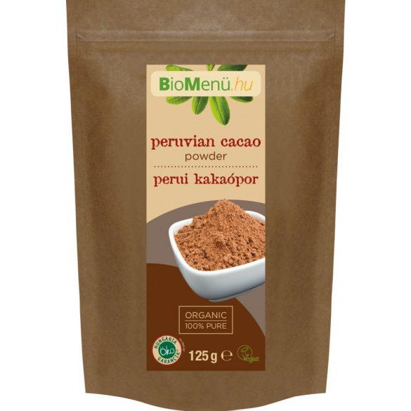 Bio menü bio kakaópor perui 125 g