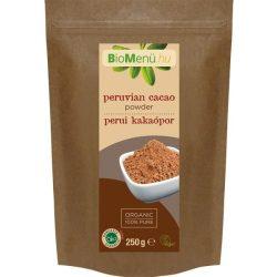 Bio menü bio perui kakaópor 250 g