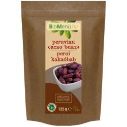 Bio menü bio perui kakaóbab 125 g