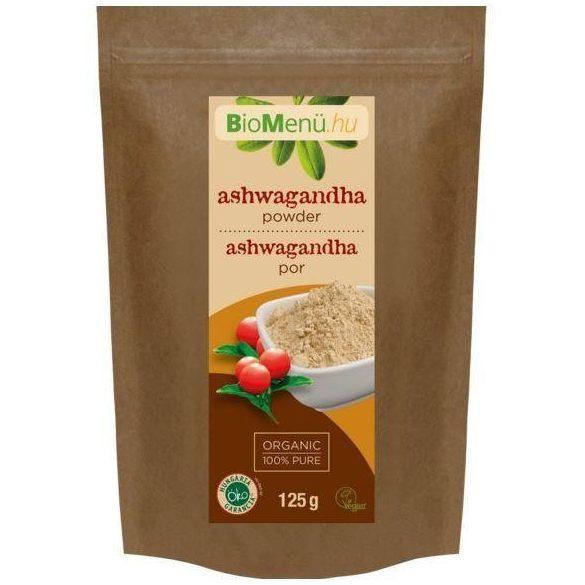 Bio menü bio ashwagandha por 125 g