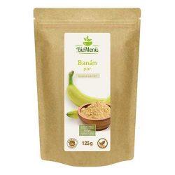 Bio menü bio banán por 125 g