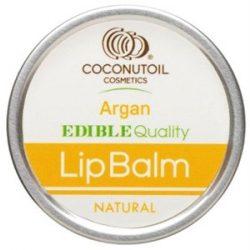Coconutoil cosmetics bio ajakápoló argánolajos 10 ml