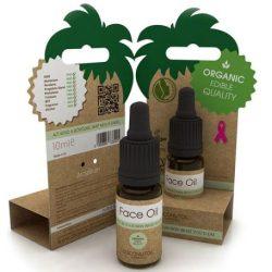 Coconutoil cosmetics bio arcszérum 10 ml