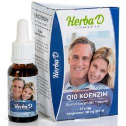 Herba-D q10 koenzim csepp 20 ml