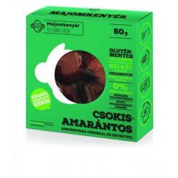 Majomkenyér csokis-amarantos paleokeksz 100 g