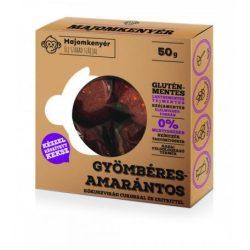 Majomkenyér gyömbéres-amarantos paleokeksz 100 g