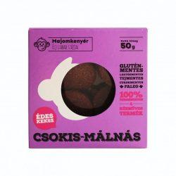 Majomkenyér málnás-csokis keksz 50 g