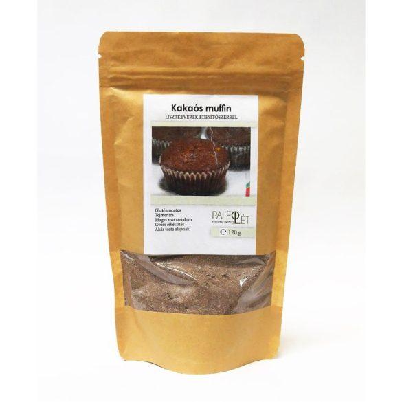 Paleolét csodacsokis álom muffin paleo lisztkeverék 120 g