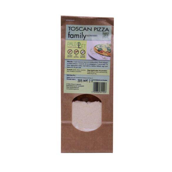 Paleolét toscan pizza paleo lisztkeverék 90 g