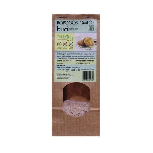 Paleolét ropogós omlós buci paleo lisztkeverék 80 g