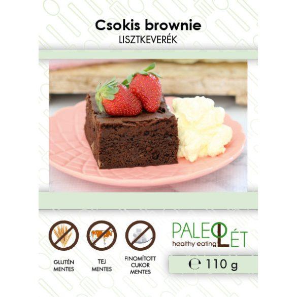 Paleolét csokis brownie mix 110 g