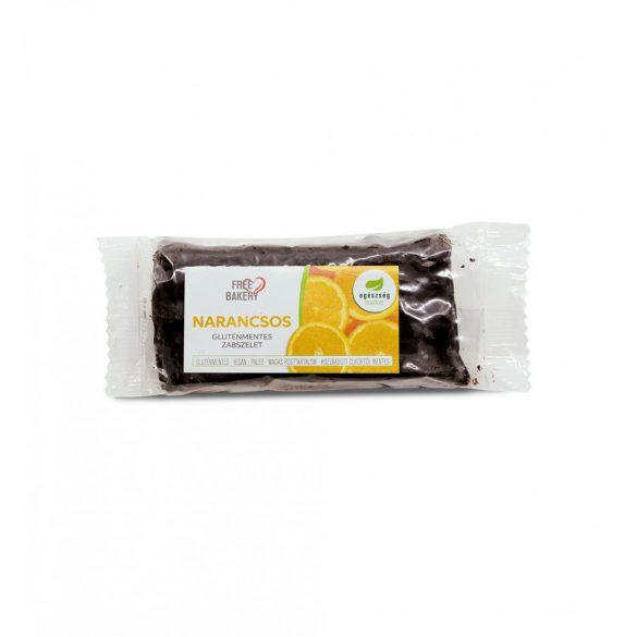 Health Market chocolOat gluténmentes zabszelet narancs 50 g