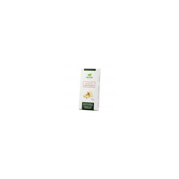 Health market paleo vegán fehér tábla édesítőszerekkel 80 g