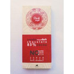 Health market paleo dark delight étcsokoládé 80 g