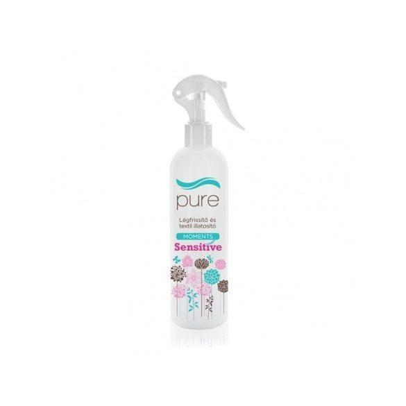 Pure légfrissítő és textil illatosító moments 250 ml