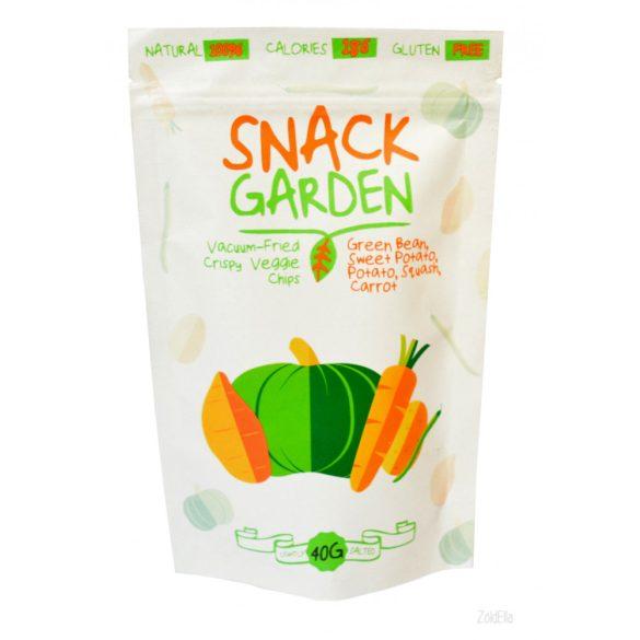 Snack Garden zöldségkeverék enyhén sózott 40 g