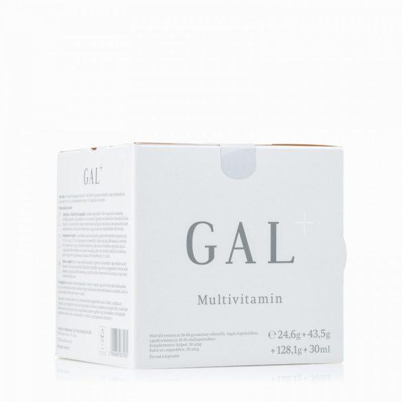 Gal multivitamin plus étrend-kieg. 24,6g+43,5g+128,1g+30ml 1 db