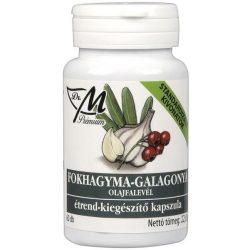 Dr.m fokhagyma-galagonya-olajfalevél kapszula 60 db