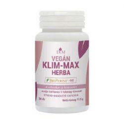 Dr.m vegán klim-max herba bioperine-nel kapszula 30 db