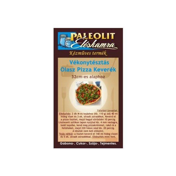 Paleolit Éléskamra vékonytésztás olasz pizza lisztkeverék 180 g