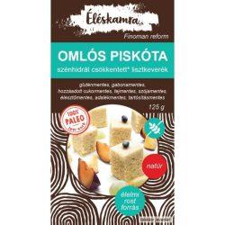 ÉLÉSKAMRA OMLÓS PISKÓTA LISZTKEVERÉK 125 g
