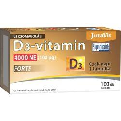Jutavit d3 vitamin 4000 NE 100 db
