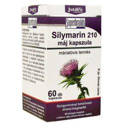 Jutavit silymarin 210 máj kapszula 60 db