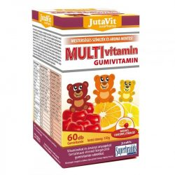 Jutavit multivitamin gumivitamin 60 db