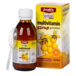 Jutavit Multivit.Szirup Gyerek Narancs 150 ml