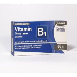 Jutavit vitamin B1 10mg (Tiamin) 60 db