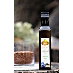 Perfekt Natura hidegen sajtolt lenmag olaj 250 ml