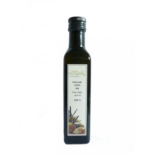 Grapoila extra szűz olívaolaj 250ml