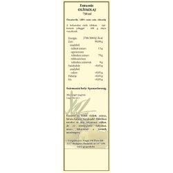 Grapoila OLÍVAOLAJ extra szűz, hidegen sajtolt (származási hely: Spanyolország) 750 ml