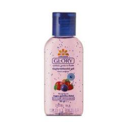 Glory kézfertőtlenítő gél vegyes gyümölcs 50 ml