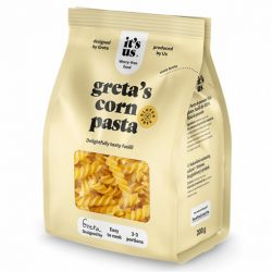Its us gretas gluténmentes kukorica száraztészta fusilli 200 g