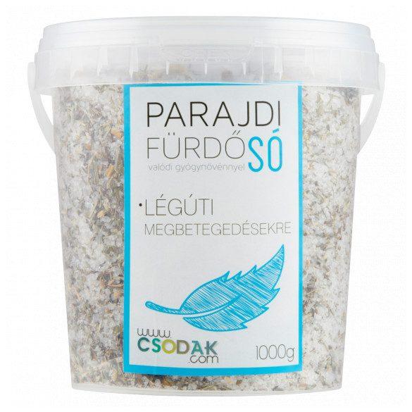 Parajdi fürdősó légúti megbetegedésekre 1000 g