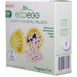 Ecoegg mosótojás utántöltő 210 mosás illatmentes 1 db