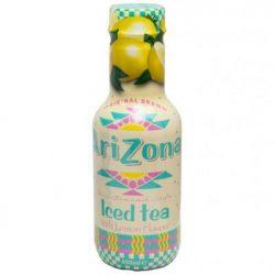 Arizona fekete tea citrom 450 ml