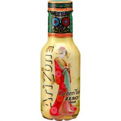 Arizona zöld tea zero 450 ml