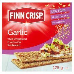 Finn Crisp vékony ropgós kenyér fokhagymás 175 g