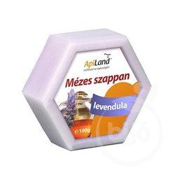 Apiland méz és levendulás szappan 100 g