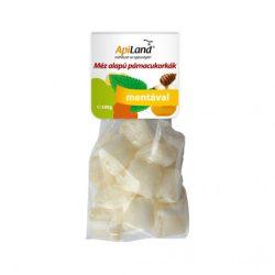 Apiland mézes és mentás párnacukorkák 100 g
