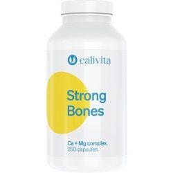 CaliVita Strong Bones 250 kapszula Kalcium- és magnéziumtartalmú készítmény 250db
