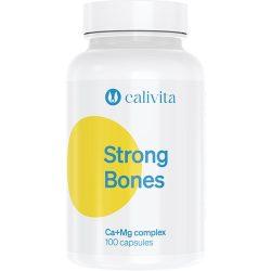 CaliVita Strong Bones 100 kapszula Kalcium- és magnéziumtartalmú készítmény 100db